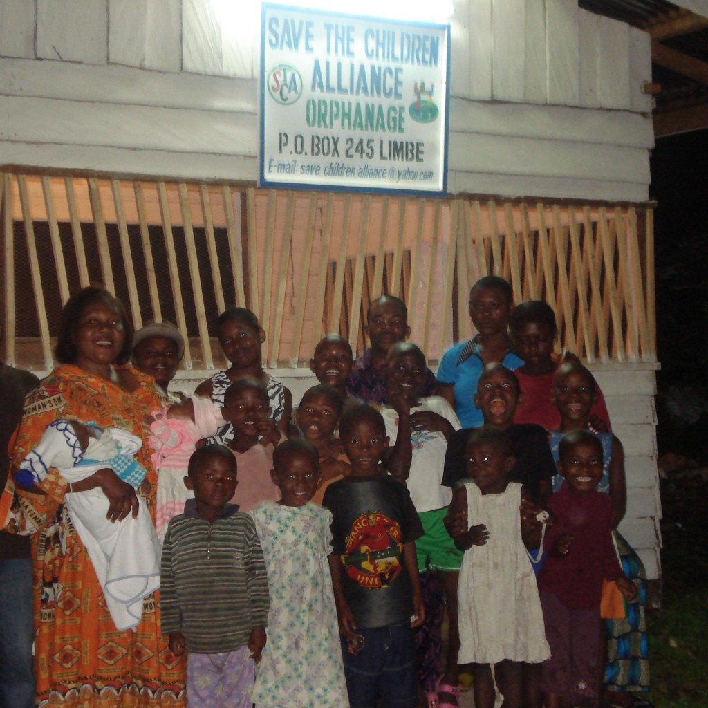 building an orphanage
